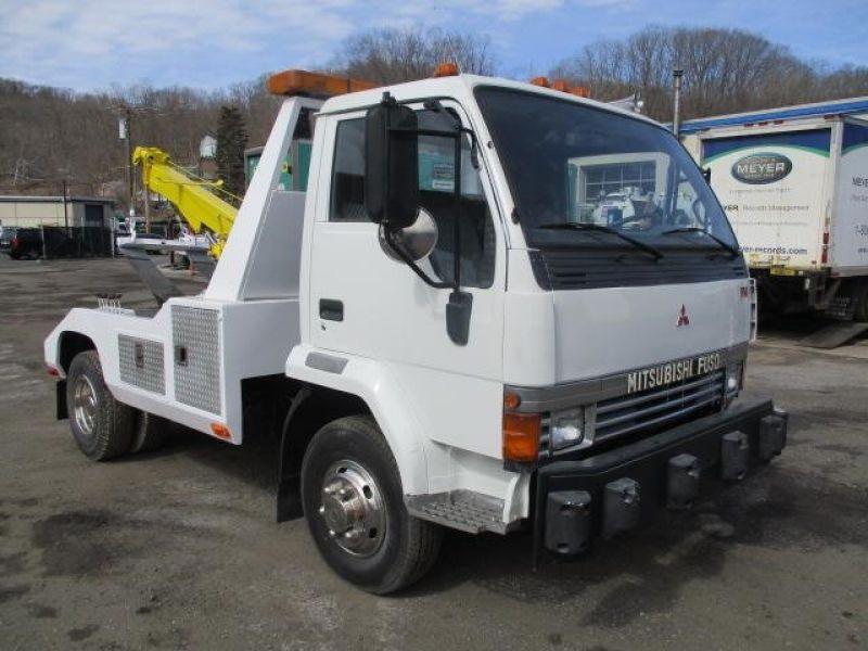 1994 MITSUBISHI FUSO FH211 - Jim Reed's Truck Sales