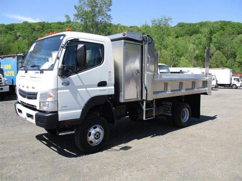 2017 MITSUBISHI FUSO CANTER FG - Jim Reed's Truck Sales