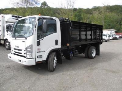 2018 Isuzu NRR Dump Truck
