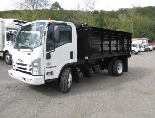 Jim Reed's is Your Source For Box Trucks and Dump Trucks