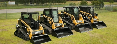 ASV trackloaders Jim Reed Truck Sales