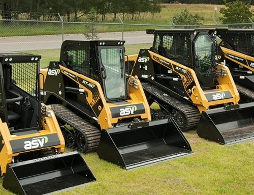 Jim Reed's Truck Sales Has ASV Compact Loaders