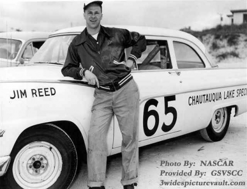 Did you know that Jim Reed is a NASCAR legend?
