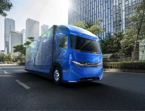 The future of Fuso Truck looks bright indeed!