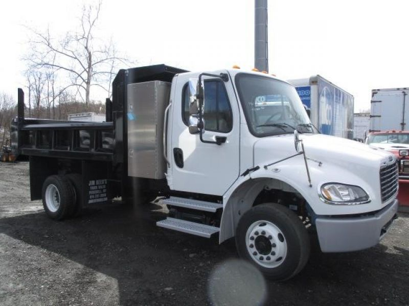 2018 FREIGHTLINER BUSINESS CLASS M2 106 - Jim Reed's Truck Sales