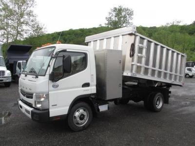 fuso dump truck