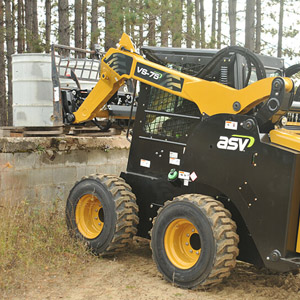ASV Compact Construction Equipment - Skid Steers & Track Loaders