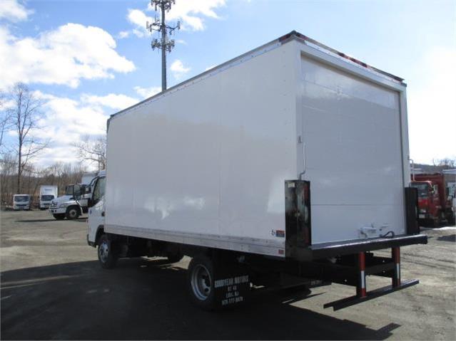 2012 Mitsubishi Fuso FE160 16 FT Box Truck - Westchester County NY