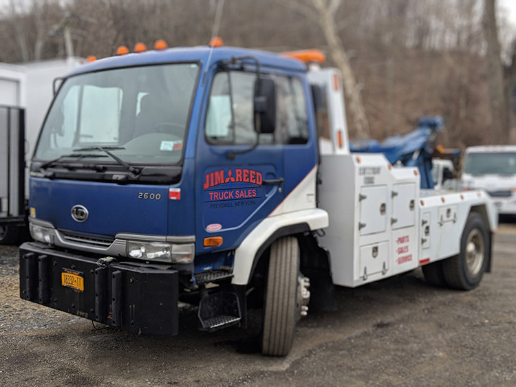 commercial truck towing westchester county ny