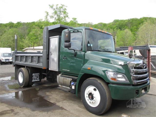 2014 338 Hino Dump Truck - Westchester, Rockland, & Dutchess County