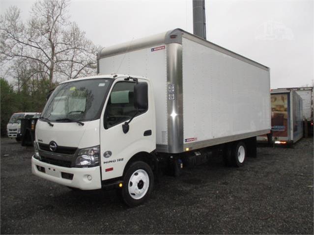 2015 HINO 195 20' Box Truck - Westchester, Putnam, Rockland