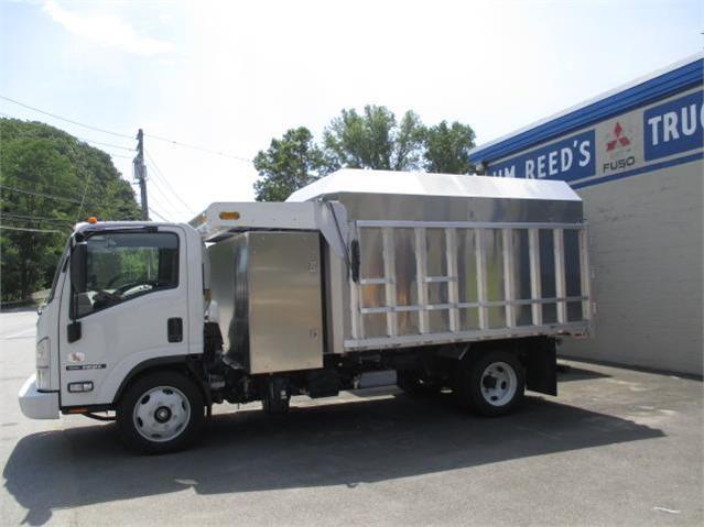 2019 Isuzu NQR Arbor/Chipper Truck - Westchester, Putnam, Rockland
