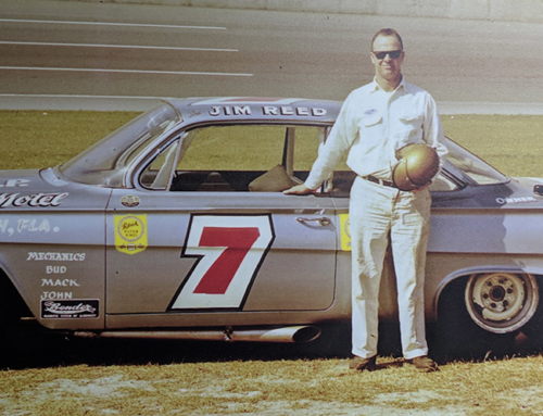Our Founder and NASCAR Legend Jim Reed Passes Away at 93