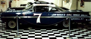 Jim Reed Race Car